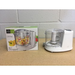Electric Mini Chopper ~ White
