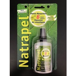 Natrapel Lemon Eucalyptus Insect Repellent ~ 74ml pump