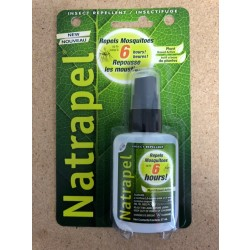 Natrapel Lemon Eucalyptus Insect Repellent ~ 37ml pump