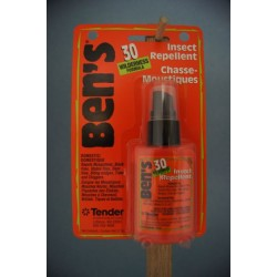 Ben's Insect Repellent - 30% Deet Wilderness Formula ~ 37ml pump