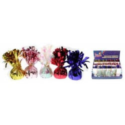 Balloon Weights ~ 5 assorted colors