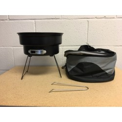 "10.5"" Outdoor BBQ in Carrying Case"