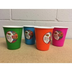 Double Wall Neon Party Cup ~ 16oz