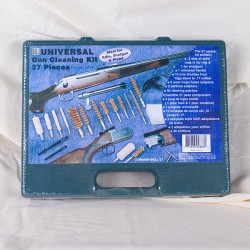 Universal Gun Cleaning Kit ~ 27 pieces