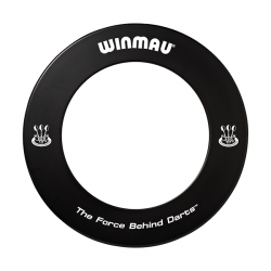 Winmau Printed Dartboard Surround ~ BLACK