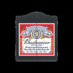 Budweiser Dartboard Cabinet