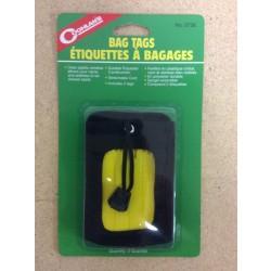 Coghlan's Luggage Tags ~ 2/pk