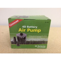 Coghlan's 4D Battery Air Pump