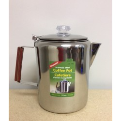 Coghlans 12 Cup Stainless Steel Coffee Pot