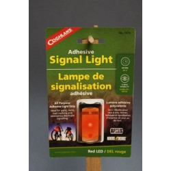 Coghlan's Adhesive Signal Light ~ Red