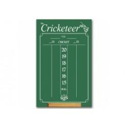 """Cricketeer Chalkboard Scorekeeper ~ 15.75"""" x 23.35"""""""