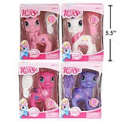 Pony Playset ~ 4  assorted