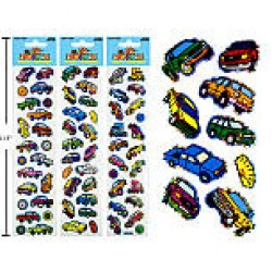 Woody's Micro Stickers ~ Vehicles