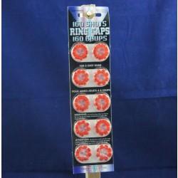 8-Shot Disc Caps ~ 20 discs per pack