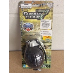 """4"""" Toy Grenade w/Electronic Sounds"""