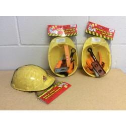 Play Construction Helmet & Tools