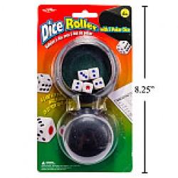 Dice Roller w/5 Poker Dice