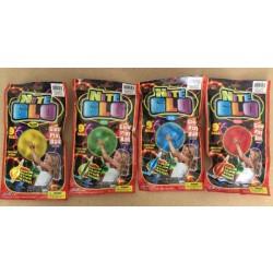 """9"""" Glow Play Ball with 6"""" Glow Stick"""