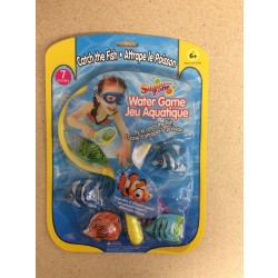 Catch Fish Water Game w/6 fishes