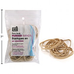Rubber Bands #32 - natural color ~ 4oz