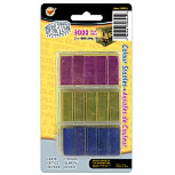 Color Mini Staples - size 10~ 3000 per pack