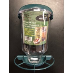 Hanging Bird Feeder with Suction Cup