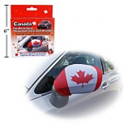 Canada Flag Car Mirror Cover