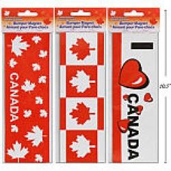 Canada Bumper Magnet