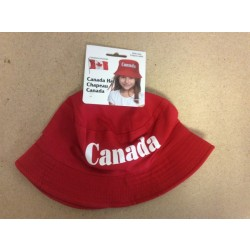 Canada Bucket Hat ~ Kid's Size