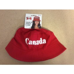 Canada Bucket Hat ~ Adult Size