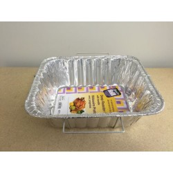 Foil Deep Roaster Pan w/Handle