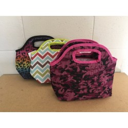 Girl's Insulated Lunch Bag