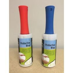 "Protective Plastic Wrap ~ 5.5""W x 246'"