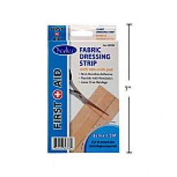 Fabric Dressing Strips ~ 6cm x 1.5m