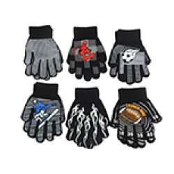 Kid's Magic Gloves ~ Boy's Designs