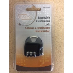 Luggage / Travel Combination Lock
