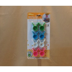 Bread Bag Clips ~ 8 per pack
