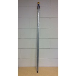 "Iron Mop / Broom Handle ~ 49""L"