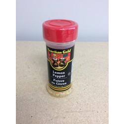 Lemon Pepper ~ 156 gram