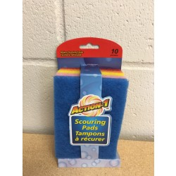 Scouring Pads ~ 10 per pack
