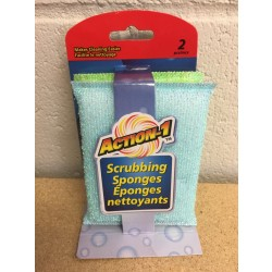 Scrubbing Sponges ~2 per pack