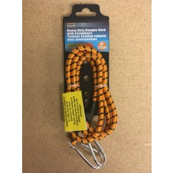 "Heavy Duty Bungee Cords with Carabiners ~ 48"" / 122cm"