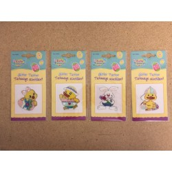 Easter Glitter Tattoos