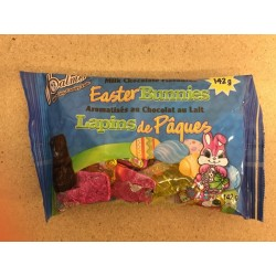 Palmer Milk Chocolate Bunnies ~ 142gr bag