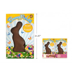 Easter Crispy Milk Chocolate Bunny ~ 175 gram