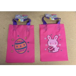"Easter PEVA Treat Bags - 12"" ~ 3 per pack"