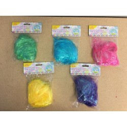 Easter Iridescent Angel Hair Easter Grass ~ 1.5oz bag
