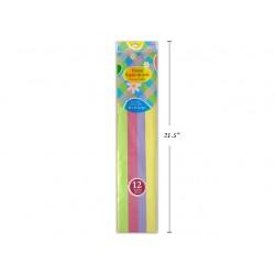 Easter 4-Color Step-Folded Tissue ~ 12 sheets