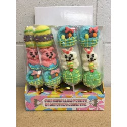 Easter Marshmallow Kebobs ~ 24 per display