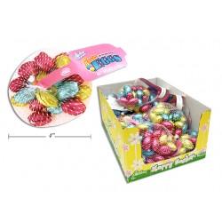 Easter Foil Eggs in Mesh Bag ~ 113gr